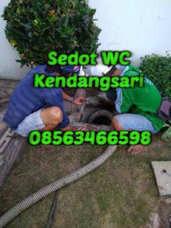 Sedot WC Jalan Kendangsari Surabaya
