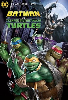 Batman vs Teenage Mutant Ninja Turtles 2019 English 480p WEB-DL ESubs 280MB
