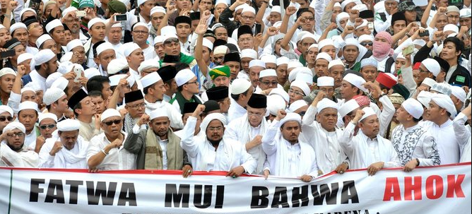 MUI Peringatkan Jokowi : Ini Sekedar Awal, Kalau Bapak tak Juga Mendengar, Berikutnya akan Amat Dahsyat