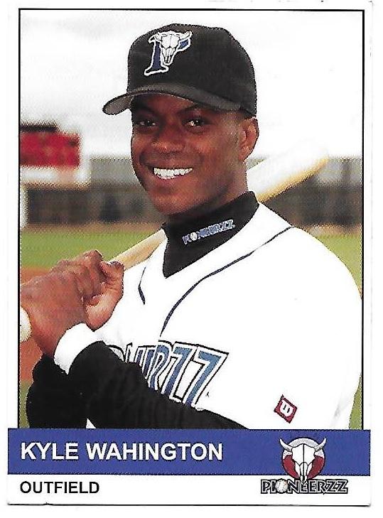 Baseball Cards Come To Life Kyle Washington Shares His