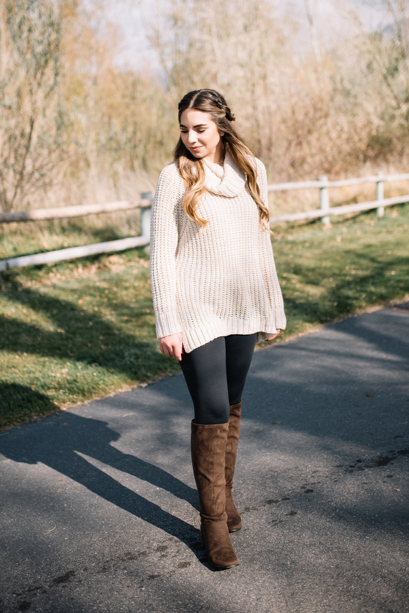 cowl neck sweater, turtle neck sweater, sweater weather