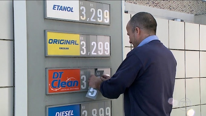 AGU recorre contra decisão de juiz que suspendeu decreto sobre combustíveis