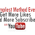Buy 70 YouTube likes + 50 Subscribers For $1 [Guaranteed Service]