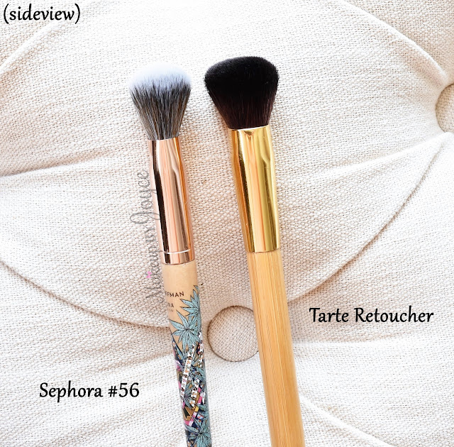 Sephora Mara Hoffman #56 Brush Review Limited Edition