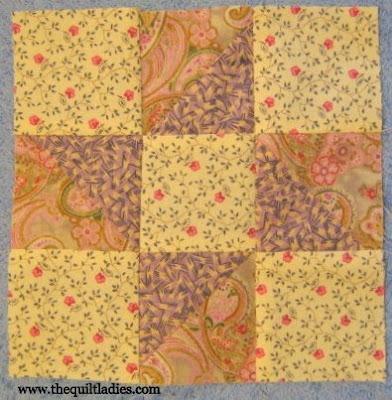 52 Weeks of Quilt Block Patterns,  Week 25  Friendship Star Quilt Patter