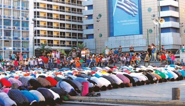 Ο δούρειος ίππος του Ισλάμ (στην Ελλάδα), το Κατάρ