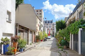 Paris : Villa Mallebay, coquet témoin de l'urbanisation parisienne depuis le XIXème siècle - XIVème