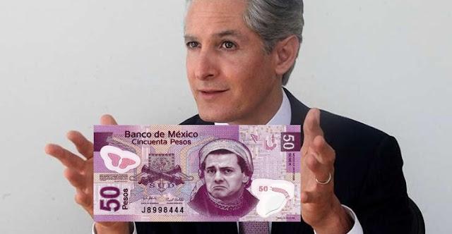 Dinero Alfredo del Mazo