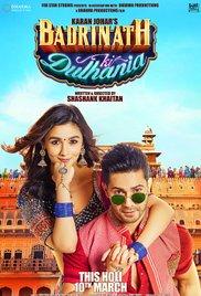 فيلم Badrinath Ki Dulhania 2017 مترجم