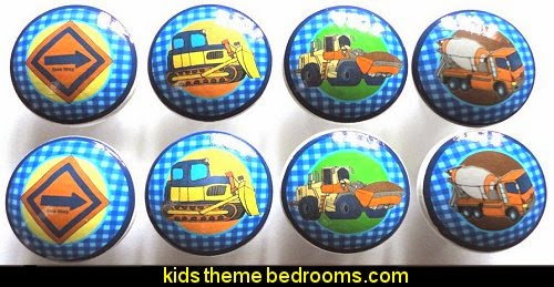 Construction Dresser Drawer Knobs