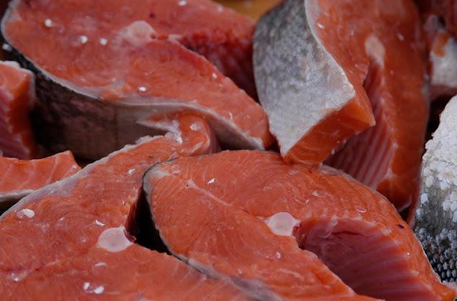 Alimentos saludables en Omega3