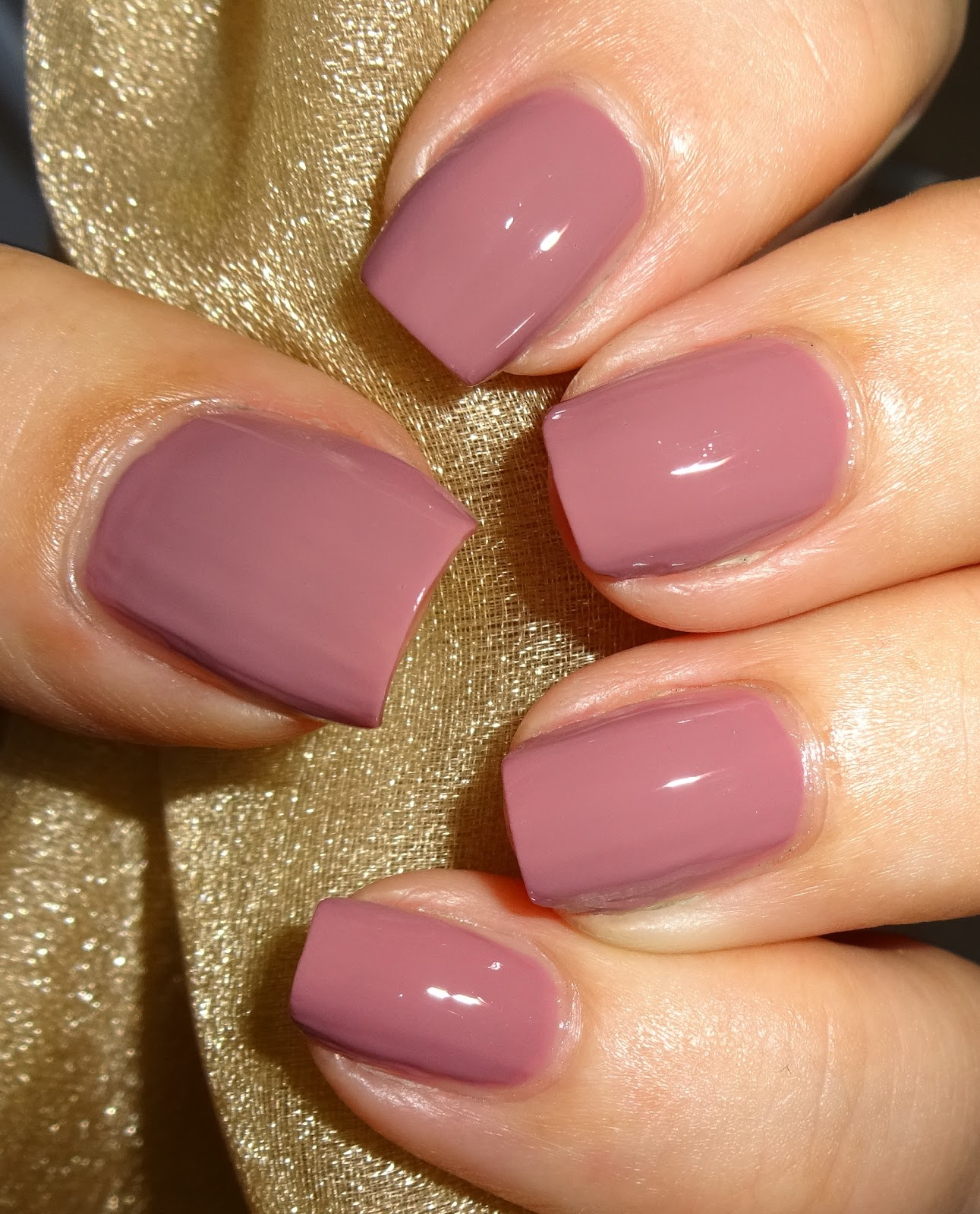 Nail Colors In Pink: Wendy's Delights: Born Pretty Store Antique Rose Pink Nail