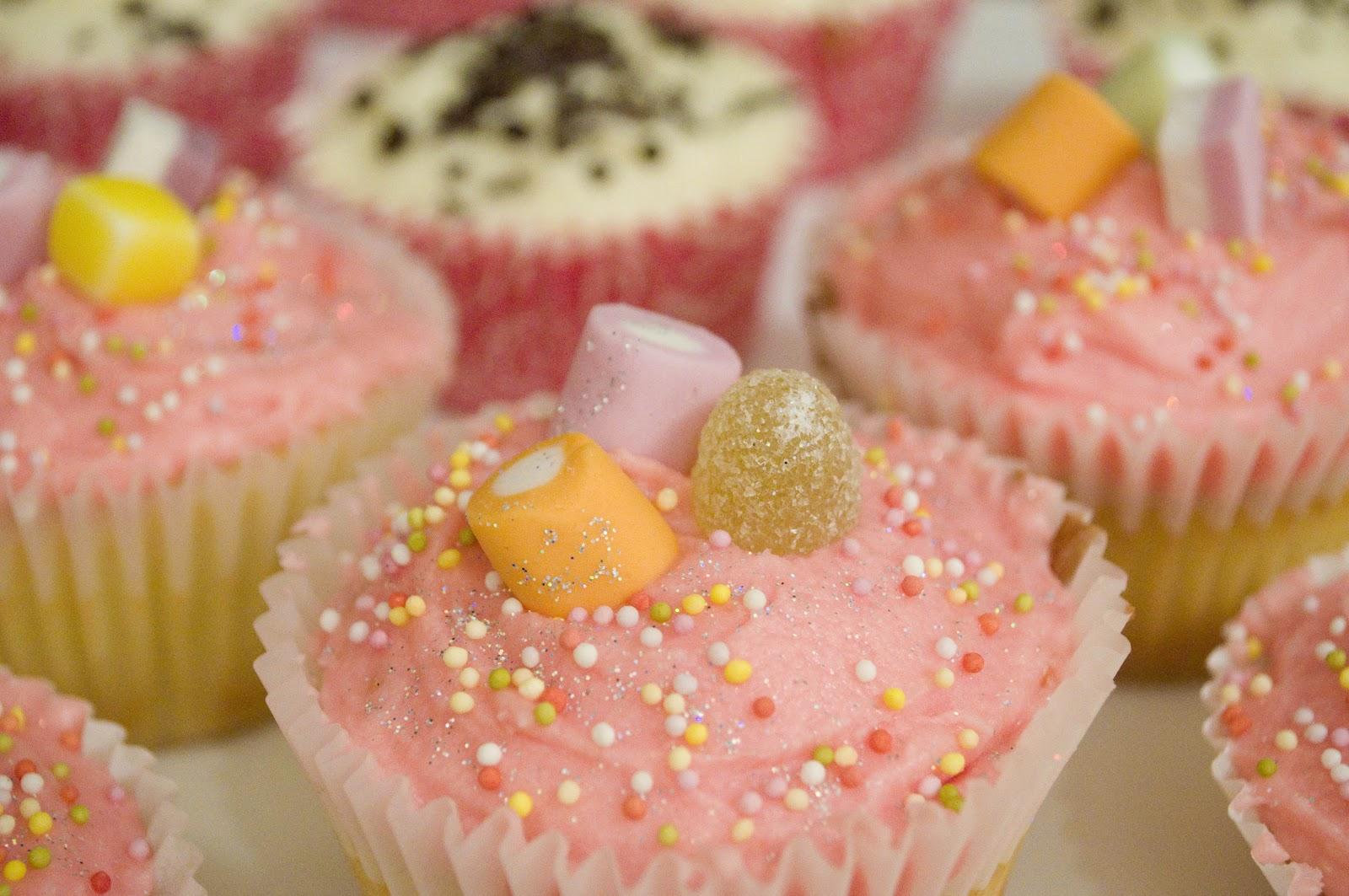 Tea Street Blog Cupcakes