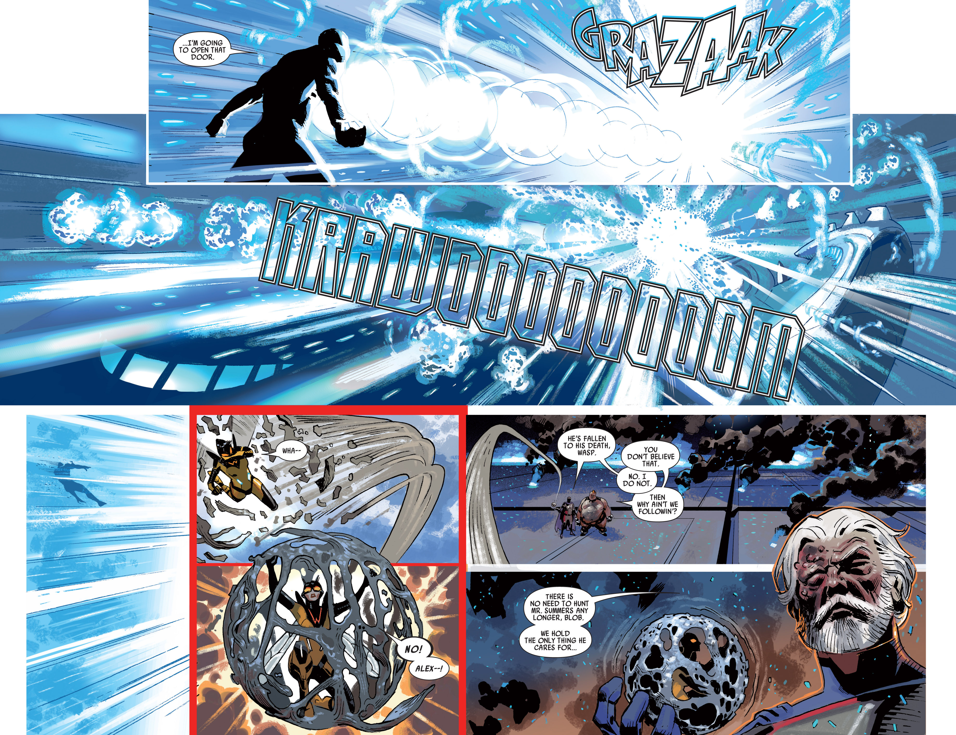 Read online Uncanny Avengers (2012) comic -  Issue #18 - 16