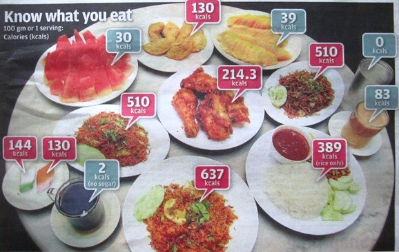 Seniorsaloud Can We Say No To Our Hawker Food