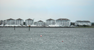 Cape May Harbor in New Jersey