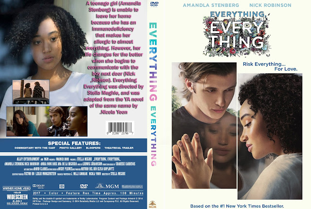 Everything, Everything DVD Cover