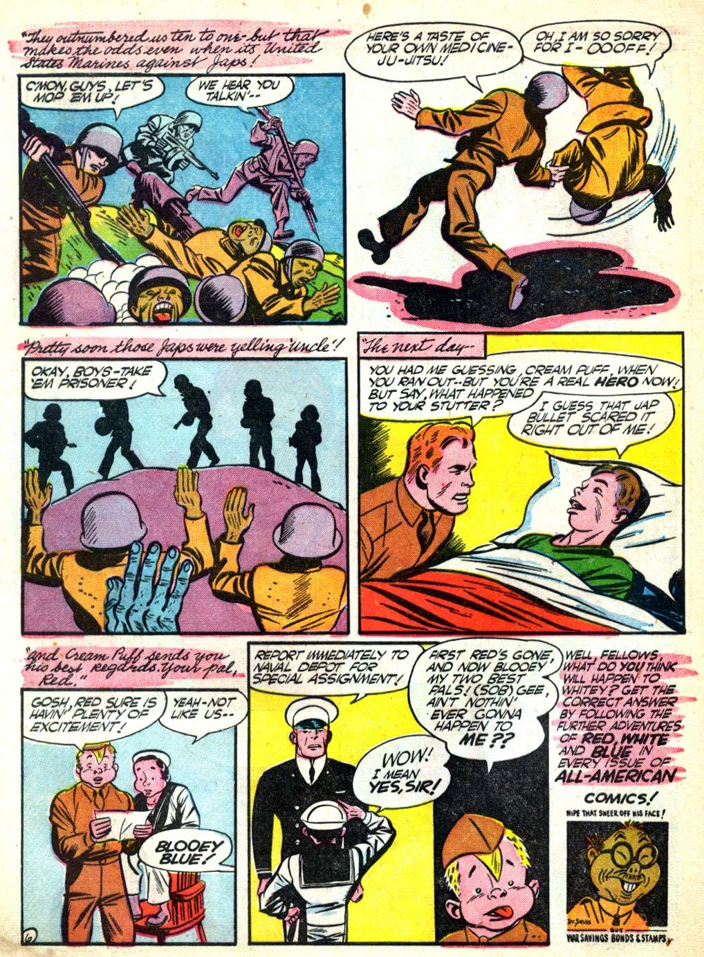 Read online All-American Comics (1939) comic -  Issue #57 - 48