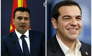 Συνάντηση Κορυφής Ελλάδας - ΠΓΔΜ: H ώρα της αλήθειας για το όνομα