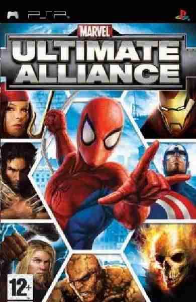 Marvel Ultimate Alliance v2  PSP Torrent Games free