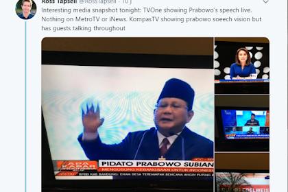 Pengamat Australia Ungkap Perbedaan Media Saat Pidato Kebangsaan Prabowo
