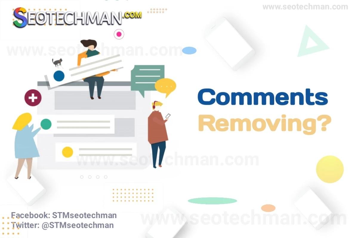 Google: Menghapus Komentar Blog Bisa Mempengaruhi Peringkat Pencarian
