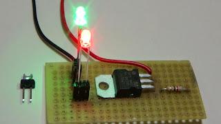 Modulo per provare i LED  di Paolo Luongo