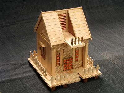 บ้านไม้ไอติมสวยๆ