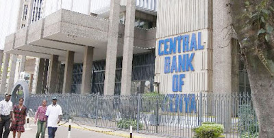 Central Bank of Kenya. PHOTO | FILE