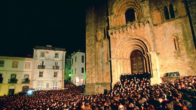 Porta Especiosa da Sé Velha de Coimbra