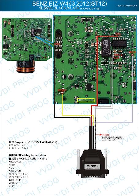 BENZ EIS W463 2012 ST12
