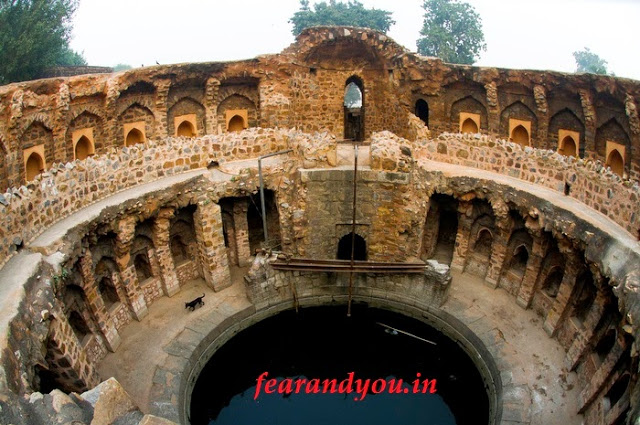 most haunted places in Delhi