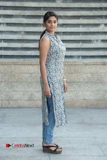 Telugu Television Actress Karuna Latest Pos In Denium Jeans  0104.JPG