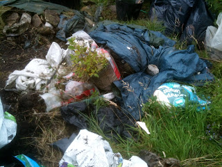Garden rubbish