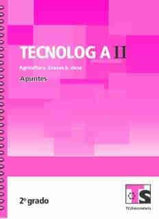 Tecnología II Agricultura Granos Básicos–Segundo gradoTelesecundaria2017-2018
