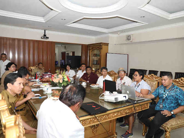 Pemprov Sulawesi Utara Siap Gelar OSN SMA 2019 di Manado, Minut dan Tomohon
