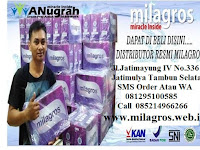 Order Air Milagros Bekasi