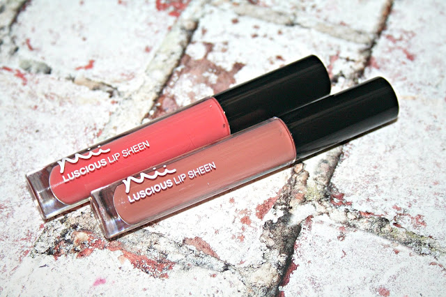 Mii Cosmetics Luscious Lip Sheen