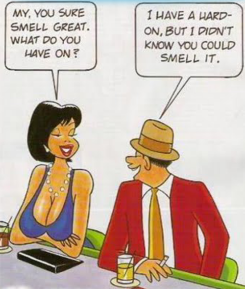 The hilarious adult jokes scandal!