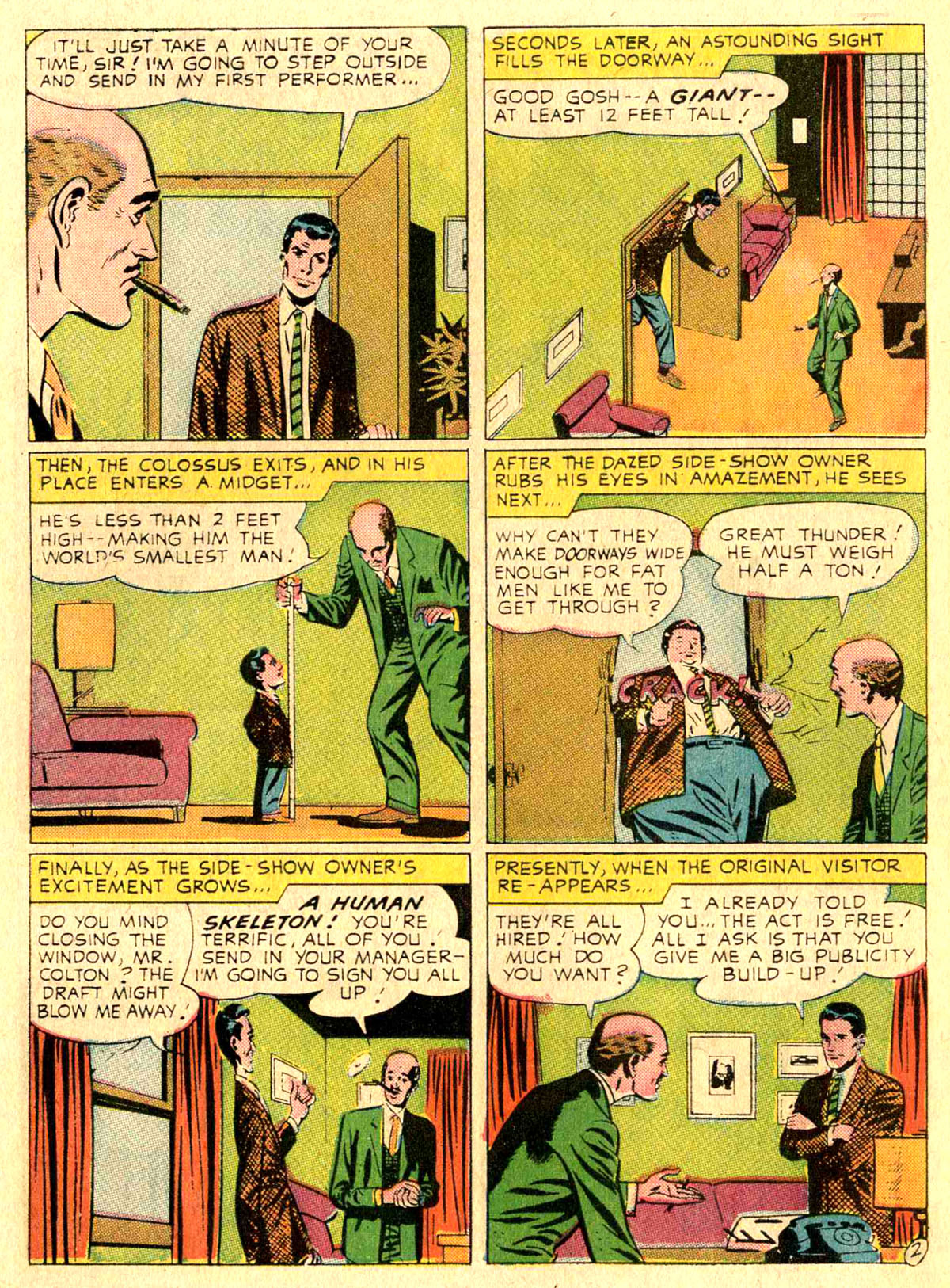 Strange Adventures (1950) issue 207 - Page 30