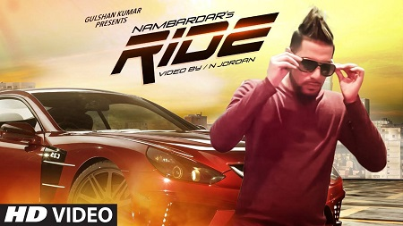 Ride Nambardar Latest Music Video New Punjabi Songs 2016