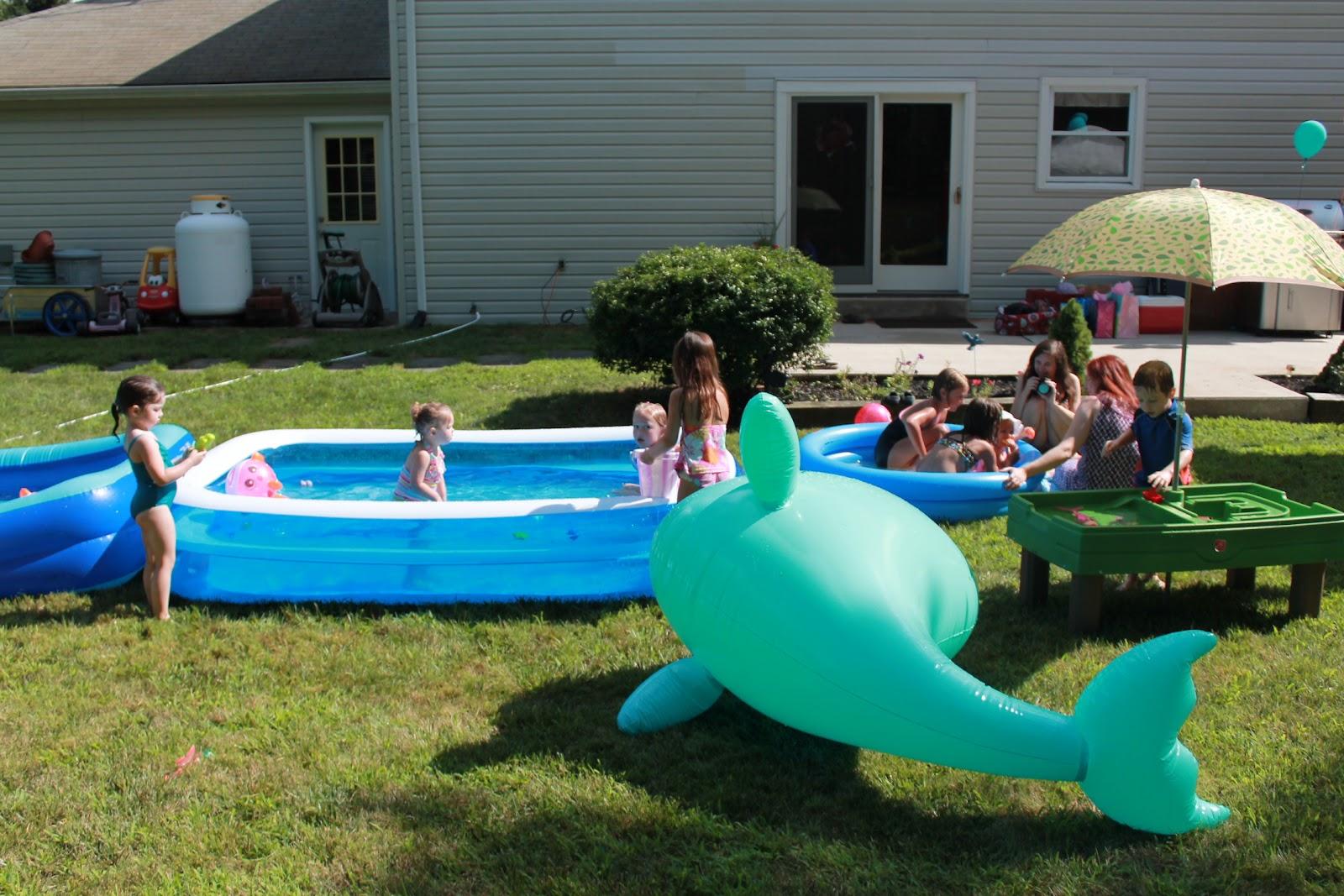 Sea Creature Kids Birthday Party Ideas My Boat Life