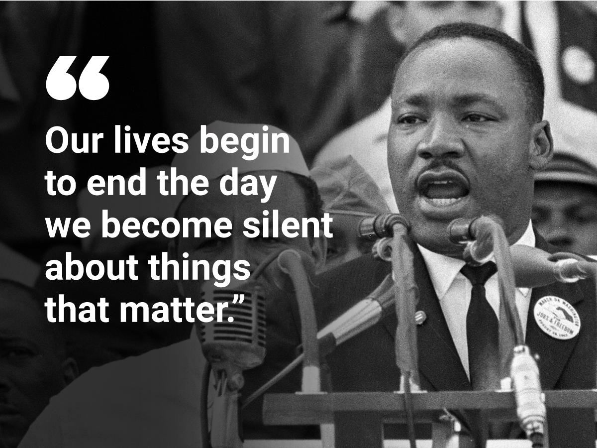 Catholic News World 50th Anniversary Of Martin Luther King Jr 5