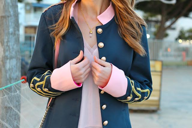 chaquetas marineras