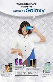 Samsung Kembali Beri Arti Promo Ramadhan