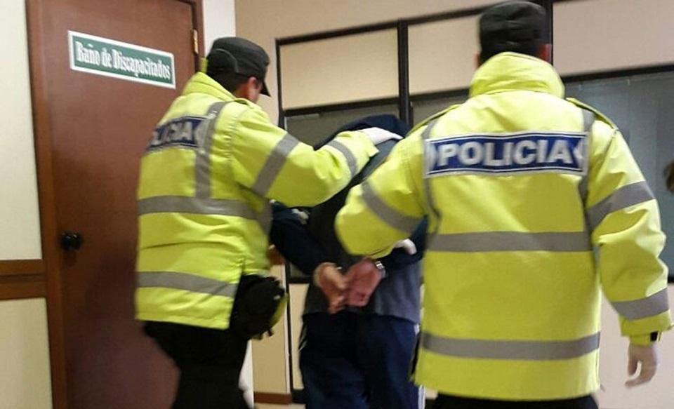 Detenido por acosar a menores
