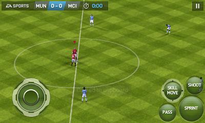 FIFA 14 Apk Control