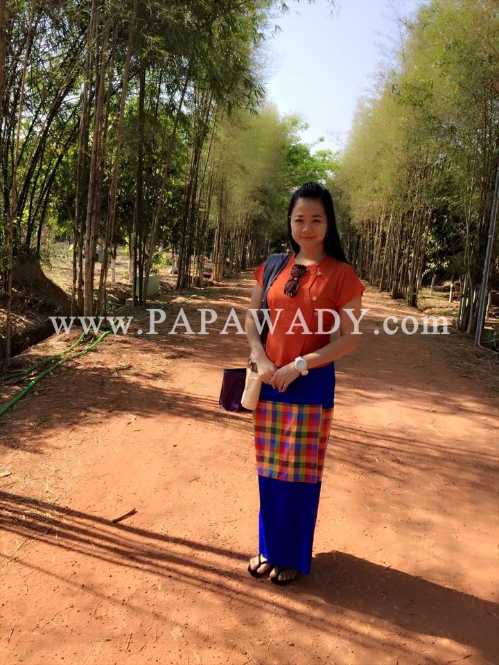 Pa Pa Win Khin - Celebrity Snapshot of the Week