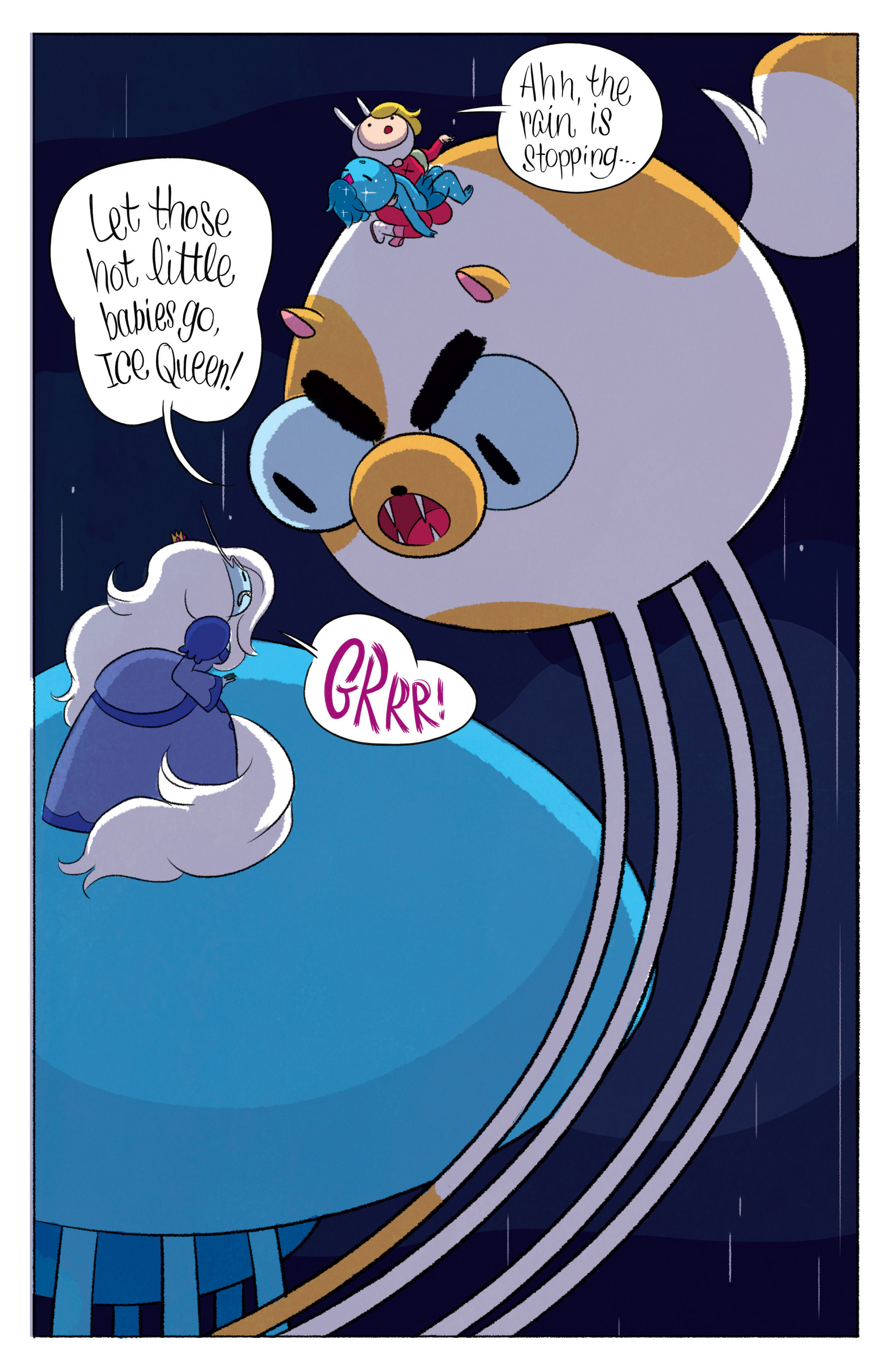 Read online Adventure Time with Fionna & Cake comic -  Issue #2 - 6