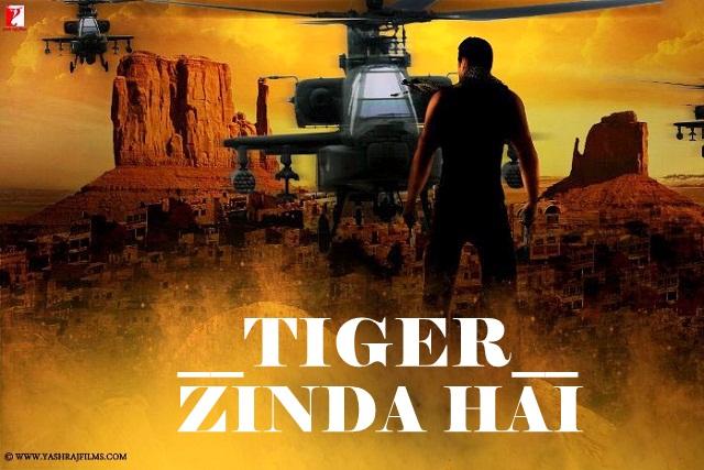Tiger Zinda Hai Movie Details, Star Cast, Crew, Trailer